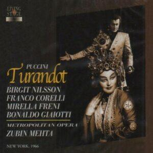 Giacomo Puccini (1858-1924): Puccini: Turandot