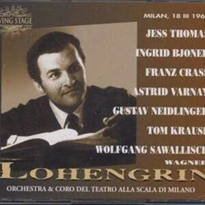 Wagner, Richard (1813-1883): Wagner: Lohengrin