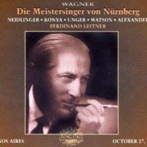 Wagner, Richard (1813-1883): Wagner: Die Meistersinger Von Nurnb