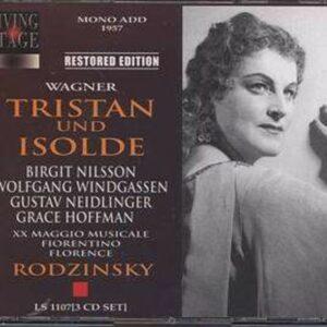 Wagner, Richard (1813-1883): Wagner: Tristan Und Isolde