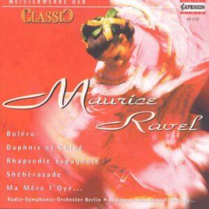 Maurice Ravel - Meisterwerke der Classic