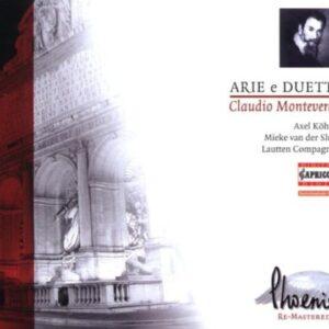 Monteverdi: Arie & Duetti - Lautten Compagney