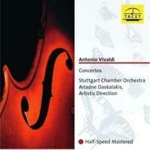 Vivaldi : Concertos. Daskalakis. [Vinyle]