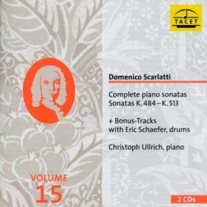 Scarlatti : Intégrale des sonates pour piano, vol. 15. Ullrich.