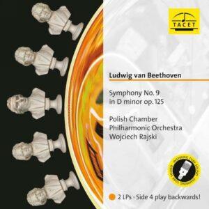 Beethoven : Symphonie n° 9. Rajski. [Vinyle]