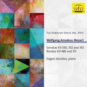 The Koroliov Series, vol. XVIII : Wolfgang Amadeus Mozart.