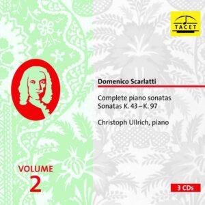 Scarlatti : Intégrale des sonates pour piano, vol. 2. Ullrich.