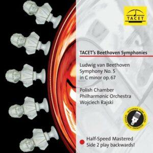 Beethoven : Symphonie n° 5. Rajski. [Vinyle]
