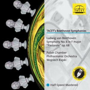Beethoven : Symphonie n° 6. Rajski. [Vinyle]