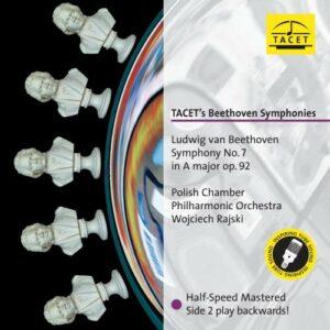 Beethoven : Symphonie n° 7. Rajski. [Vinyle]