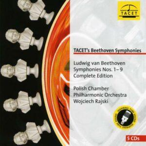 Beethoven : Intégrale des symphonies. Rajski.