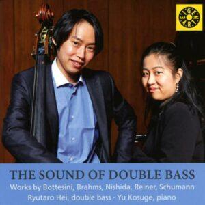 Le son de la contrebasse : Bottesini, Brahms, Reiner, Schumann. Hei, Kosuge.