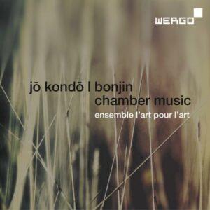 Jo Kondo : Musique de chambre. Ensemble l'Art pour l'Art.