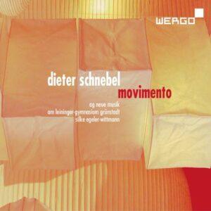 Dieter Schnebel : Movimento. Egeler-Wittmann.