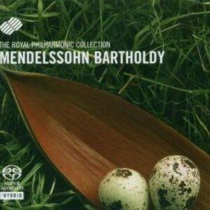 Mendelssohn: Lieder Ohne Worte (Auswahl) - Royal Philharmonic Orchestra / O'Hora