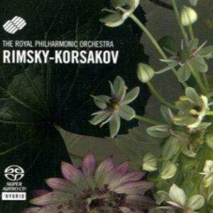 Rimsky-Korsakov: Scheherazade, Capriccio Espagnol - The Royal Philharmonic Orchestra / Wordsworth