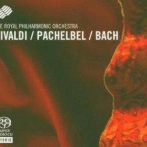 Pachelbel, Bach Vivaldi: Four Seasons / Canon / Brandenburg Concertos - Royal Philharmonic Orchestra / Carny