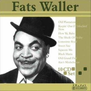 A Portrait - Fats Waller