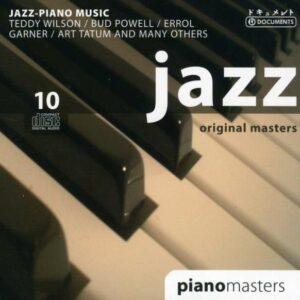 The Piano Masters Jazz
