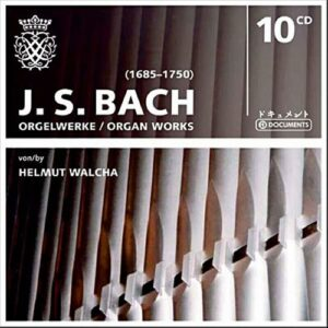 J.S. Bach: Orgelwerke - Helmut Walcha