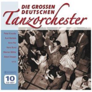 Die Groben Deutschen Tanzorchester