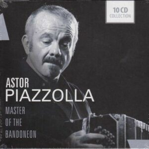 The Master Of The Bandoneon - Astor Piazzolla
