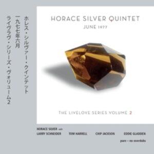 June 1977, Livelove Series Vol.2 - Horace Silver Quintet