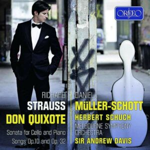 Richard Strauss: Don Quixote - Sonata For Cello And - Daniel Müller-Schott