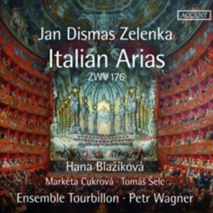 Jan Dismas Zelenka: Italian Arias