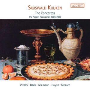 The Concertos: The Accent Recordings 2006-2016 - Sigiswald Kuijken