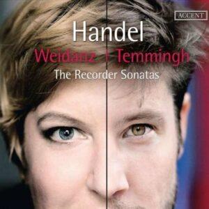 Handel: The Recorder Sonatas - Stefan Temmingh