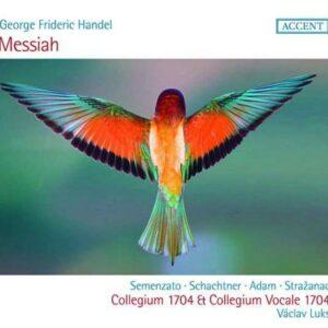 Handel: Messiah - Collegium 1704