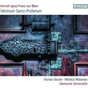 Biber: Fidicinium Sacro-Profanum - Florian Deuter