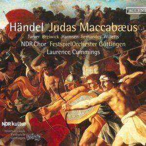 Handel: Judas Maccabaeus - Laurence Cummings