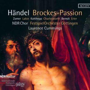 Handel: Brockes-Passion - Johannette Zomer