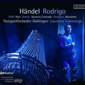Handel: Rodrigo - Laurence Cummings