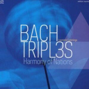 Bach: Tripl3Es Triple Concertos - Laurence Cummings