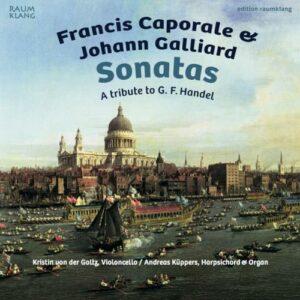 Caporale, Galliard: Sonatas - A Tribute To Handel