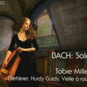 Bach Solo - Tobie Miller