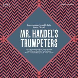 Purcell, Handel: Mr. Handel'S Trumpeters