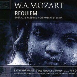 Mozart: Requiem KV 626 - L'arpa festante