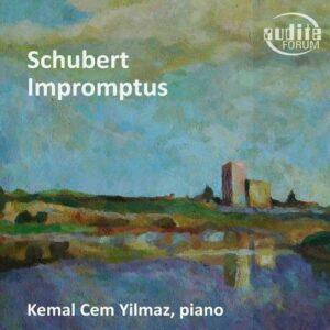 Schubert: Impromptus - Kemal Cem Yilmaz