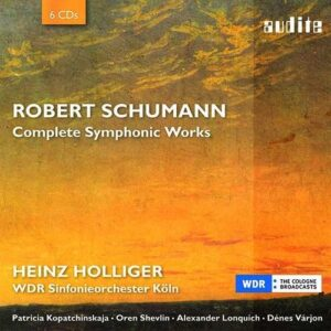 Schumann: Complete Symphonic Works - Heinz Holliger