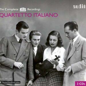 The Complete Rias Recordings - Quartetto Italiano