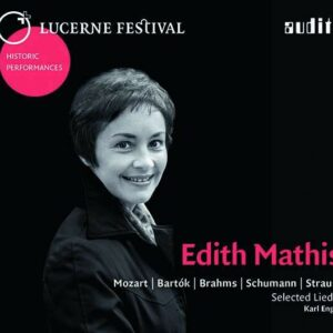 Selected Lieder - Edith Mathis