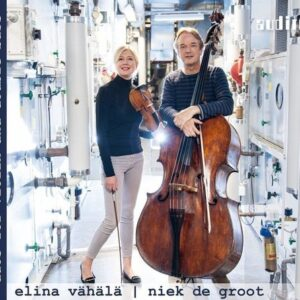 Duos For Violin & Double Bass - Elina Vahala & Niek De Groot
