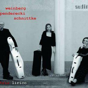 Schnittke / Penderecki / Weinberg : String Trios - Trio Lirico