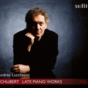 Franz Schubert: Late Piano Works - Andrea Lucchesini