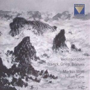 Violinsonaten - Markus Wolf