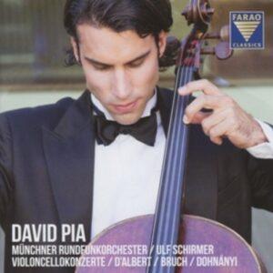 Cello Concertos - David Pia